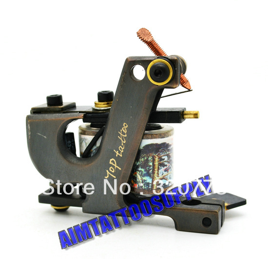 Brass Tattoo Machine Shader machine tattoo - SUE WANG supplies store