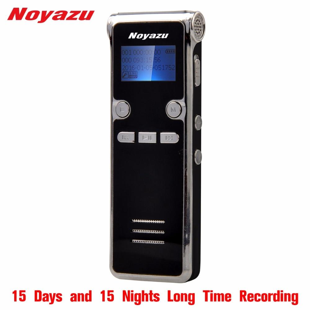 Noyazu 906 8G cu capacitate de memorie de 8G Digital Audio Voice - Audio și video portabile