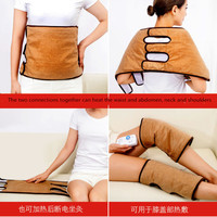 Moxibustion moxa electric heating knee care health care skin care knee treatment of old cold legs cervical
