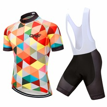 Custom Ropa Ciclismo Affordable and Good Quality Bicycle Clothing 2018 Cawanfly Men summer cycling jersey sets mens Mtb Roupa