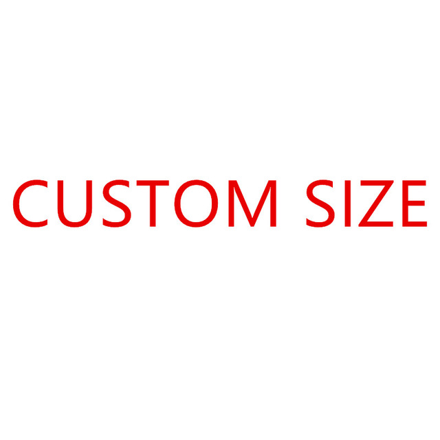 CUSTOM MADE COST FOR YOUR ORDER