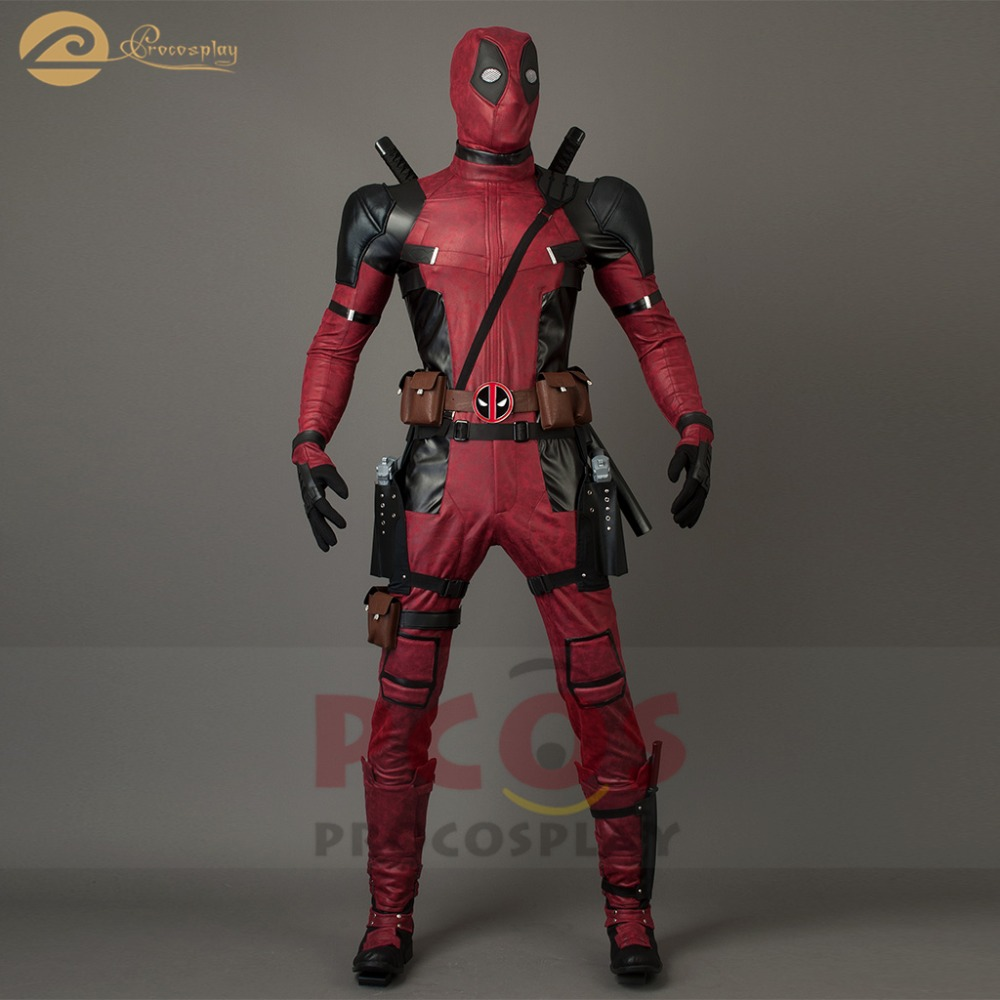 Us 264 0 New Set Deadpool 2 Hot Wade Winston Wilson Full Body Set Cosplay Costume Deadpool Cosplay Costume Mp003992 In Movie Tv Costumes From