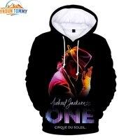 super star Michael Joseph Jackson Hoodies Women/Men Fashion Hooded Sweatshirts new Arrival Casual Streetwear Clothes