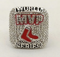 Wholesale 2013  Boston Red Sox Major League Baseball VIP Zinc Alloy 24K gold plated Custom Sports Replica Fans Championship Ring