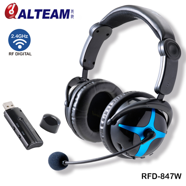 Best professional over ear computer pc game gaming 24ghz wifi rf best professional over ear computer pc game gaming 24ghz wifi rf wireless usb headphone head publicscrutiny Images