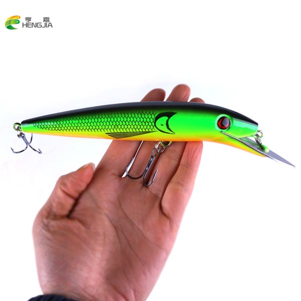 1pcs 20cm 45g Fishing Lure Large Minnow Lure Artificial 3D Eyes Hard Minnow Baits with Hooks Fishing Tackle Senuelos de pesca amlucas minnow fishing lure 110mm 9 5g crankbait wobblers artificial hard baits pesca carp fishing tackle peche we266