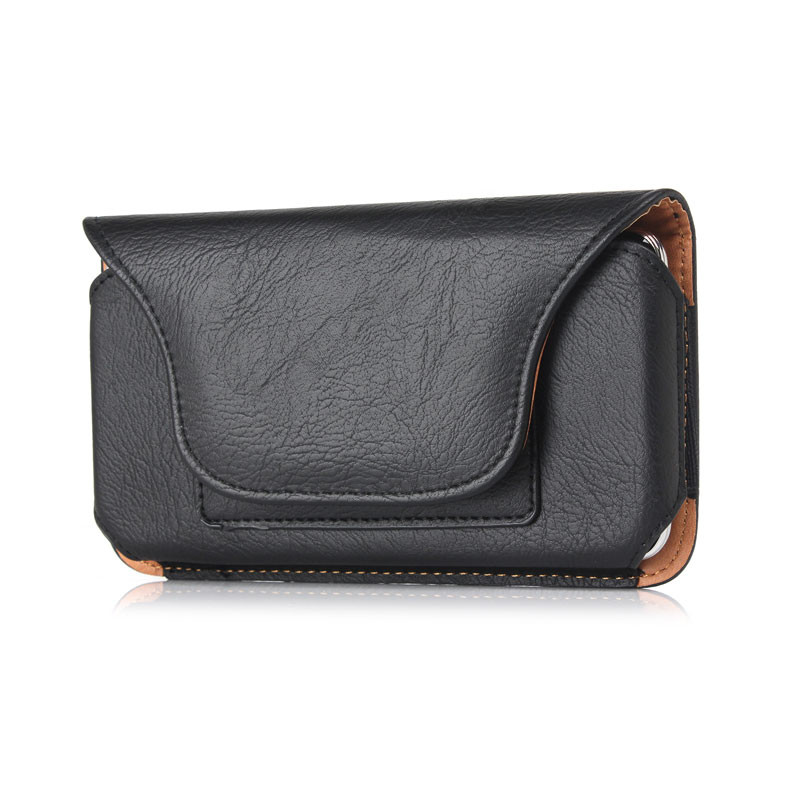 Läderväska Fodral Väska för Samsung Galaxy S10E / S9 / S8 / S7 / - Reservdelar och tillbehör för mobiltelefoner - Foto 5