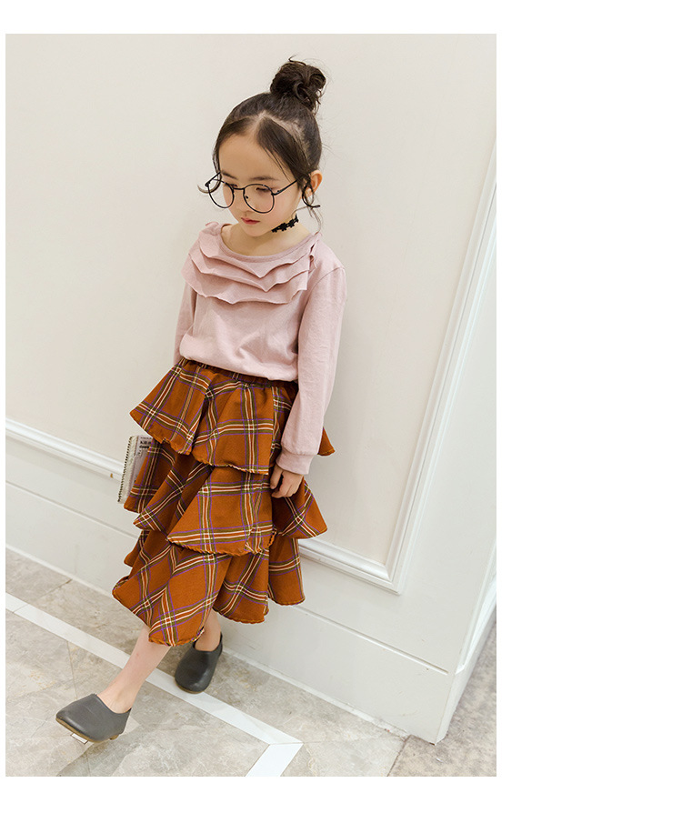 tutu    2017 plaid tutu skirt        girls skirts     skirt girl (3)