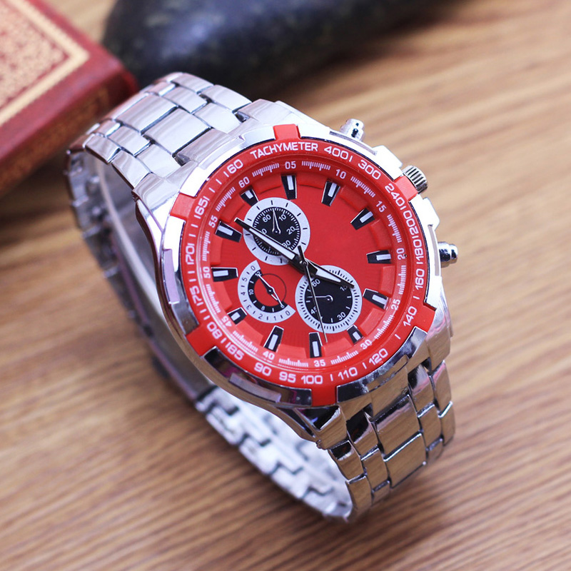 2018 Famous Brand Men Gentleman Business Fashion Cool Quartz Wristwatches Male Water Resistant Stainless Steel Relogio Masculino