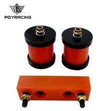 Pqy-Polyurethane-Engine-Transmission-Mounts 180SX KA24 240SX SR20 Nissan S13 S14