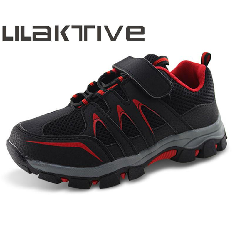 Sneakers Kids Boys Grils Shoe Outdoor Trekking Shoes Kids Travel Camping Sneakers Mountain Climbing Walking Shoes Athletic Shoes