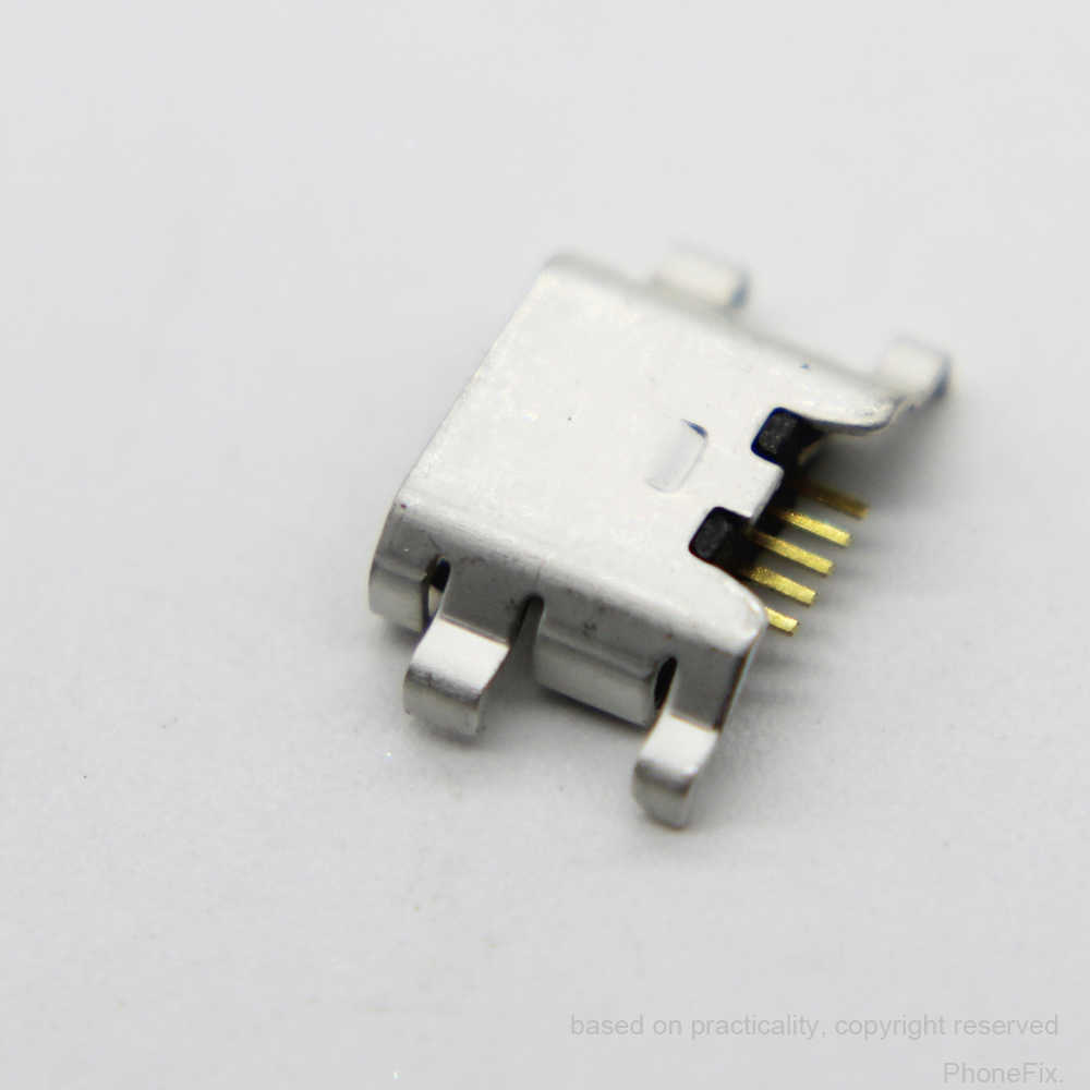10 PCS/LOT pour HUAWEI Ascend P7 micro usb charge connecteur de charge prise dock prise port