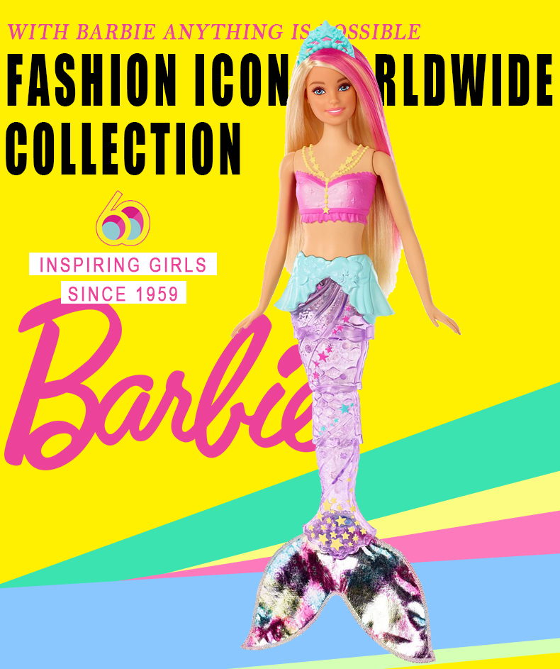 New Arrival Barbie