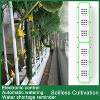 Balcony Flowerpot Grow Machine Equipment Indoor Hydroponic Vegetable Garden Organic Vegetable Soilless Cultivation Planting Box