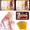 100 pcs/10 sacos de Emagrecimento Adesivo Umbigo Remendo Magro Perda de Peso Queima de Gordura Creme de Emagrecimento Saúde Cuidados Com o Corpo Magro remendo