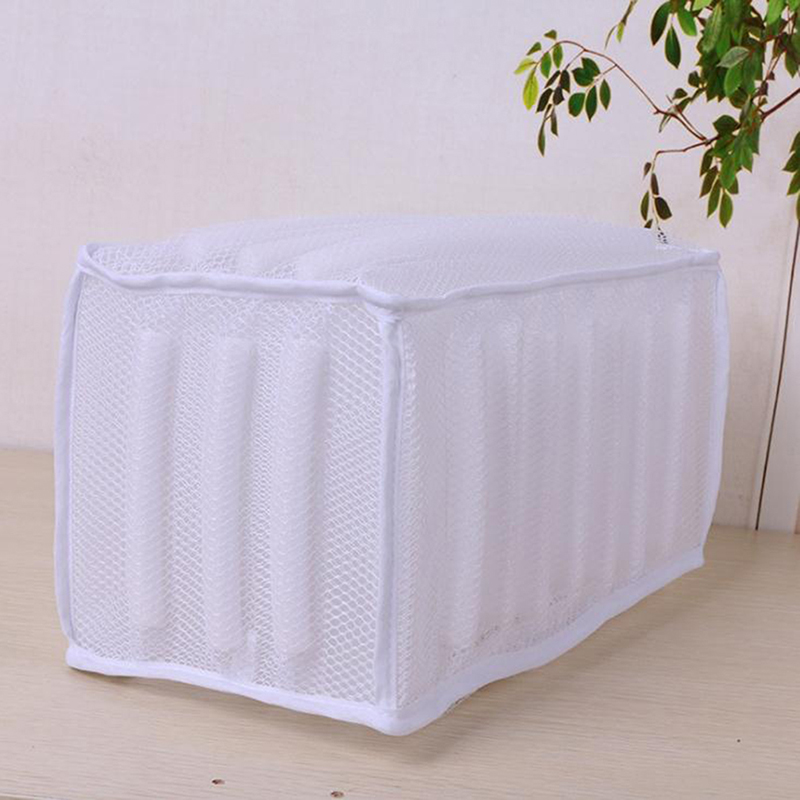 Sneaker Washer Dryer White Shoes Clothes Washing Bag Polyester Laundry Footwear Mesh Wash Bag Home Storage Accessories Cleaner