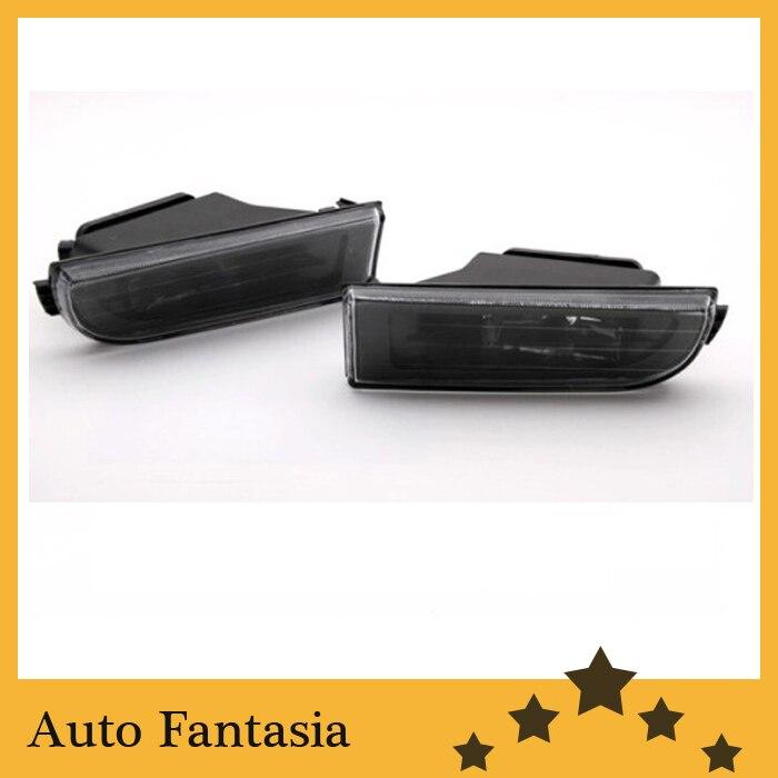 Передние противотуманные фары дым объектива (отражатель Тип)- для BMW 7 серия E38 1995 - 2001