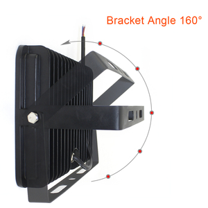 Image 3 - Светодиодный прожектор Водонепроницаемый IP65 15 Вт 30 Вт 60 Вт 100 Вт 150 Вт 200 Вт 220 В LED прожектор подходит для открытый настенный светильник refletor привело