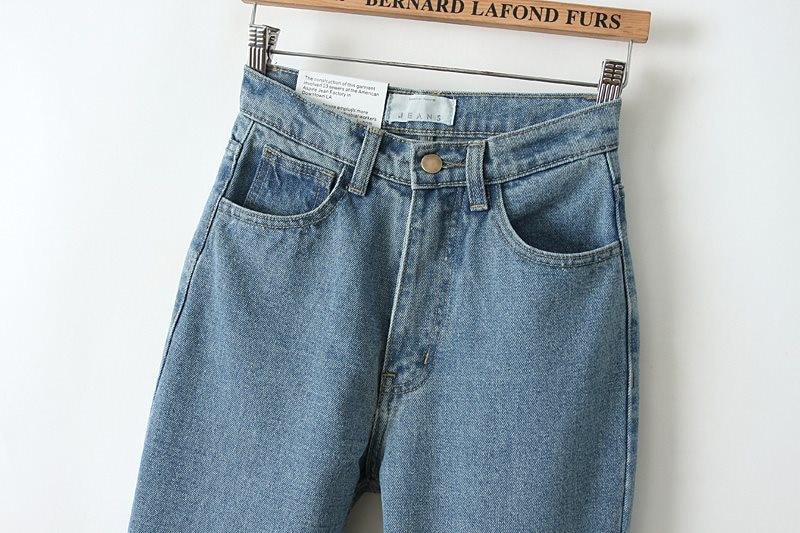 Vintage stiilis lihtsad teksased