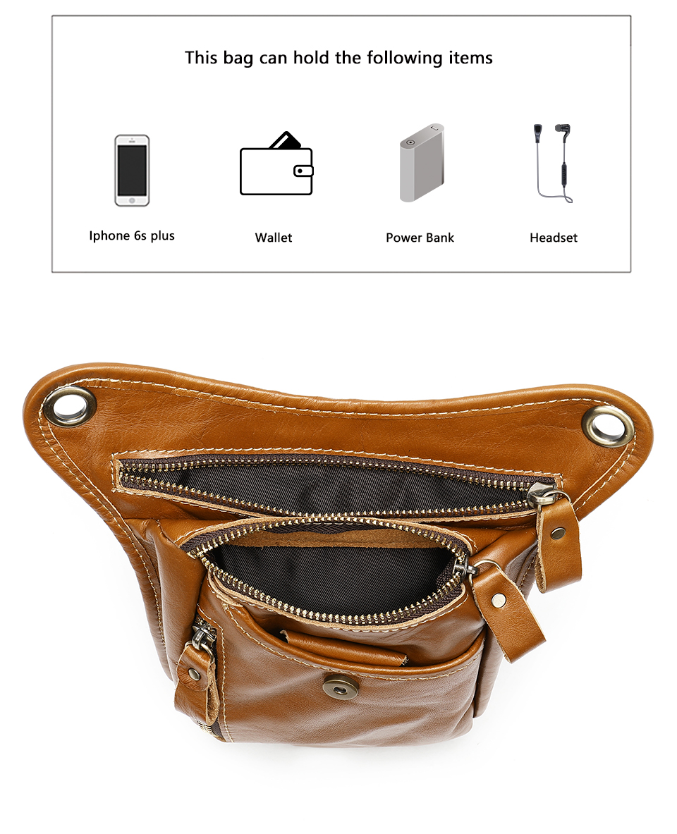 HTB1ejFwcq5s3KVjSZFNq6AD3FXaY - WESTAL men's belt bag leather leg bag male fanny pack waist bags men tactical phone pack fashion leather motorcycle bags for men