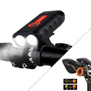 Bike Light LED Light Cycling L