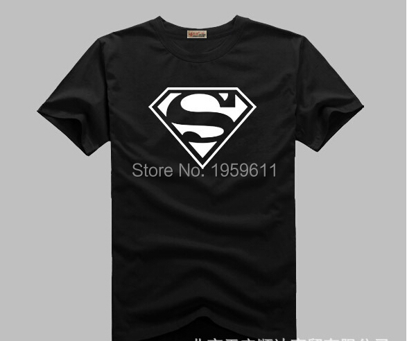 Superman Comic Super Hero T-Shirt t shirt SHIRT Movie Men Cosplay T Shirts