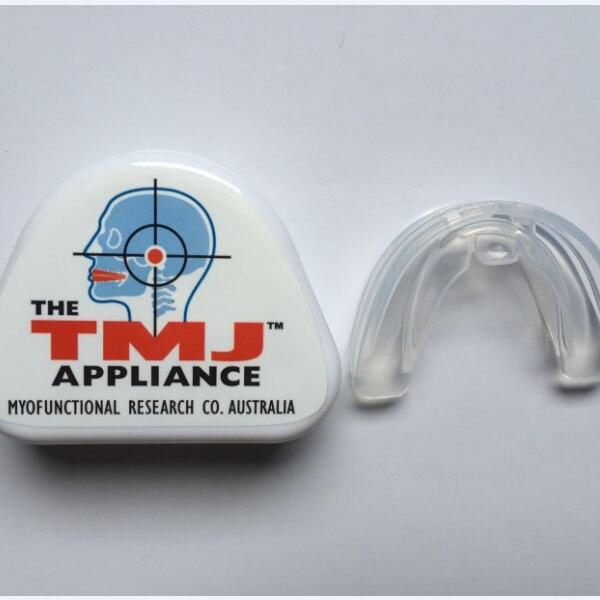 Myofunctional MRC TMJ Appliance Original Australia MRC TMJ Trainer Professional orthodontic materials TMJ trainer