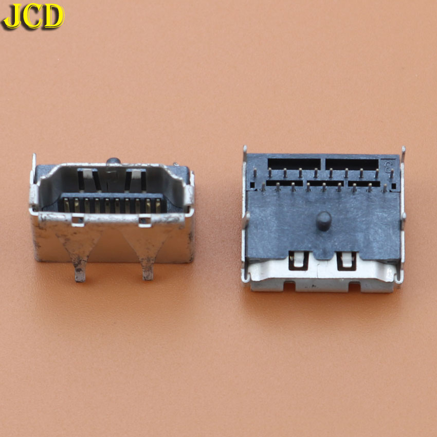 Image 4 - JCD 1pcs HDMI Port Socket Interface Connector For Sony playstation 3 PS3 for PS3 slim 3000 4000 HDMI Connector port-in Replacement Parts & Accessories from Consumer Electronics