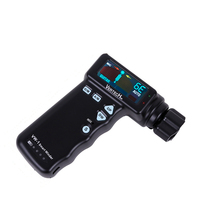 Easy Control Tuner Portable Automatic Electric Practical Accuracy Smart USB Charging Pickup Guitar Use Efficient Winder