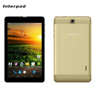Interpad 7 Inch 3G Tablets Android 5 1 MTK6582 Quad Core IPS 1280 800 2 5D