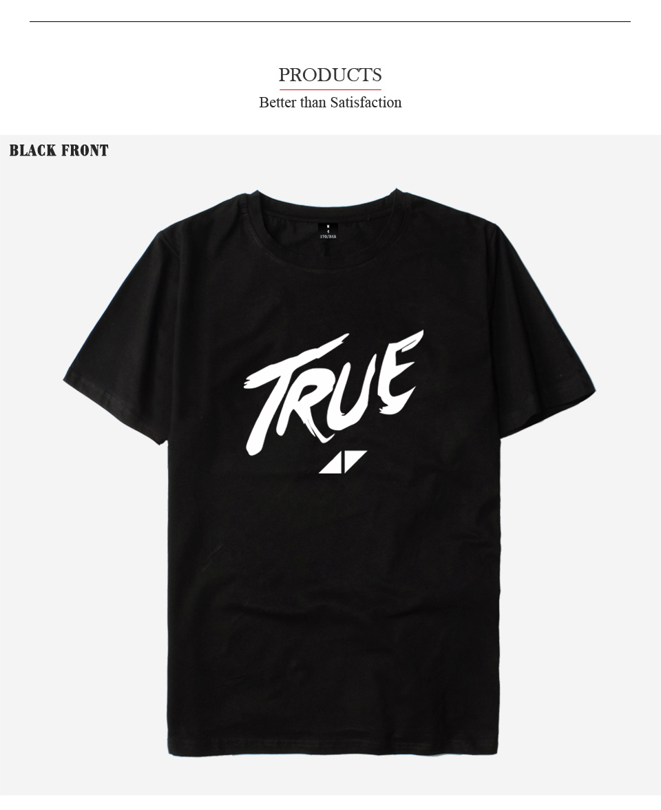 BTS AVICII Funny T Shirts Music Casual Hip Hop Casual Comfortable Cool Funny Mens Tee Shirts Fashion T-shirts Men Funny T Shirt