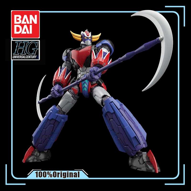 BANDAI HG 1/144 Artstorm EX ovni Robot Grendizer GUNDAM tableau d'action hors impression Rare Spot enfants assemblé jouet cadeaux Anime Figure