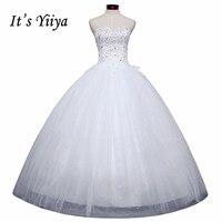 Free shipping 2015 new lace up white wedding gown floor-length koren style sequin wedding dress bride Vestidos De Novia H35