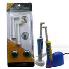 Отбеливающая полировка для зубов, набор головок для Oral B, электрическая зубная щетка с полировальной чашкой, булавкой и полировальной пастой, гигиена полости рта