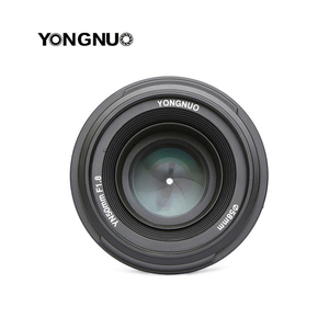 Image 1 - YONGNUO YN 50mm YN50mm F1.8 Lens Large Aperture AF/MF Auto Focus Fixed Lens for Canon EOS or Nikon DSLR Camera