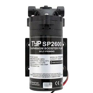 Image 4 - Coronwater 100 gpd bomba de refuerzo de agua RO autocebante en sistema de ósmosis inversa para pozo, tanque de almacenamiento SP2600
