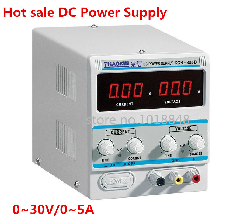 New Arrival Adjustable DC power supply,0~30V 0~5A ,Switching Power supply, CE Voltage regulator 220vFreeshipping by DHL cps 6011 60v 11a digital adjustable dc power supply laboratory power supply cps6011