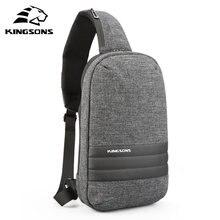 ff2cc21bbab Kingsons hombro bolsa de mensajero para hombres y mujeres bandolera bolsas  hombre mujer bolso niños niñas