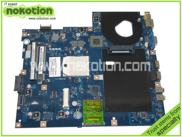 LA-5481P laptop motherboard for Acer aspire 5516 5517 5532 MBPGY02001 MB.PGY02.001 DDR2 Free CPU Mainboard
