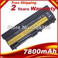 7800 mAh 9 celular para LENOVO ThinkPad T410 T410i T420 T510 T510i T520 T520i W510