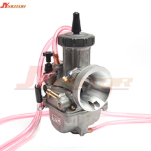 universal 2T 4T engine motorcycle scooter UTV ATV Fit for pwk34 34mm keihin carburetor carburador
