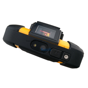 Image 3 - 2017 Rugged Waterproof Big Phone Handheld Terminal Barcode Scanner Android Bluethooth PDA NFC 2D Laser Reader 3G Data Collector