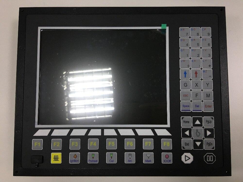 Meilleur cnc contrôleur systemF2300A avec XPTHC-4H pour cnc plasma/flamme coupe HYD-2300A