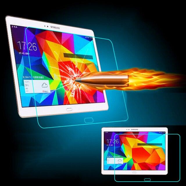 De vidrio templado para Samsung Galaxy Tab A 10,1 T580 585 A9.7 T550 555 A8.0 T350 355 Tablet Protector de pantalla Tab4 t530 330 película de 230