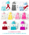 Reborn dolls Baby Cloth for Doll 30 cm and 50 cm Dressup Pure Hand Made knit sweaters cartoon clothing doll accessories
