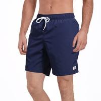 Men Beach Shorts Board Trunks Shorts Casual Quick Drying Male Swimwear Swimsuits Bermuda Casual Active Sweatpants