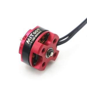 Image 5 - 4pcs/lot RC Motor 1102 7500KV 8000KV 10000KV 1 3S Brushless Motor for 50 90mm Micro FPV Racing Drone Quadcopter