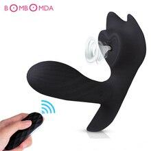 Wireless Remote Control Vibrators G Spot Clitoris Stimulation Suck Masturbator Jump Egg Vibrator Adult Sex Toys For Women Female