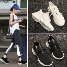 Summer Shoes Women Fashion White Sneakers Mesh Breathable Casual Lightweight Running Tenis Feminino Basket Hipsters