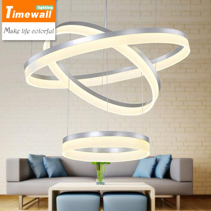 2016 Time-limited Km Modern Led Dinning Room Living Pendant Lights Luminaire Lustres De Sala Fixture Lamparas Techo Colgante